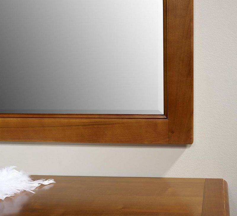 miroir pour buffet 3 portes en merisier massif de style louis philippe meuble en merisier massif. Black Bedroom Furniture Sets. Home Design Ideas