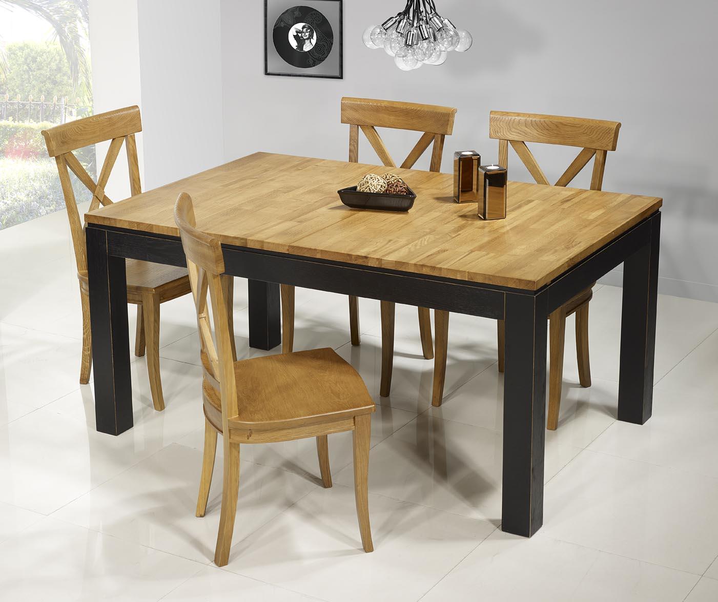 table bois ecologique. Black Bedroom Furniture Sets. Home Design Ideas