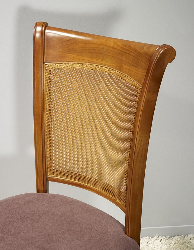chaises merisier chaises en merisier du xixe sicle with chaises merisier cool chaise en. Black Bedroom Furniture Sets. Home Design Ideas