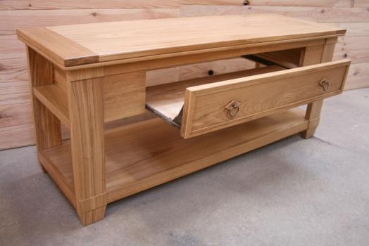 Elegant meuble tv bois massif chene meubles ueue meubles en chne massif ud me - Destockage meuble belgique ...