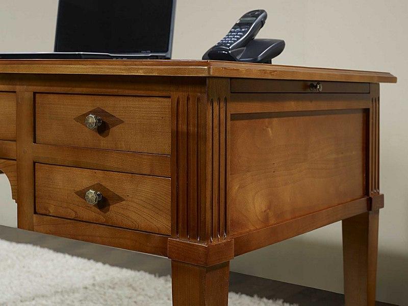 Meuble bureau bois massif meuble television postnotes